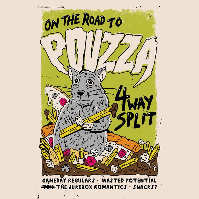 Image of Pouzza Split Cassette
