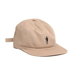 Image of 90East Native Unstructured Polo Hat Khaki