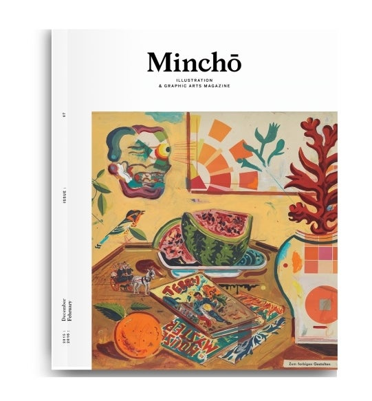 Image of Minchō issue 07