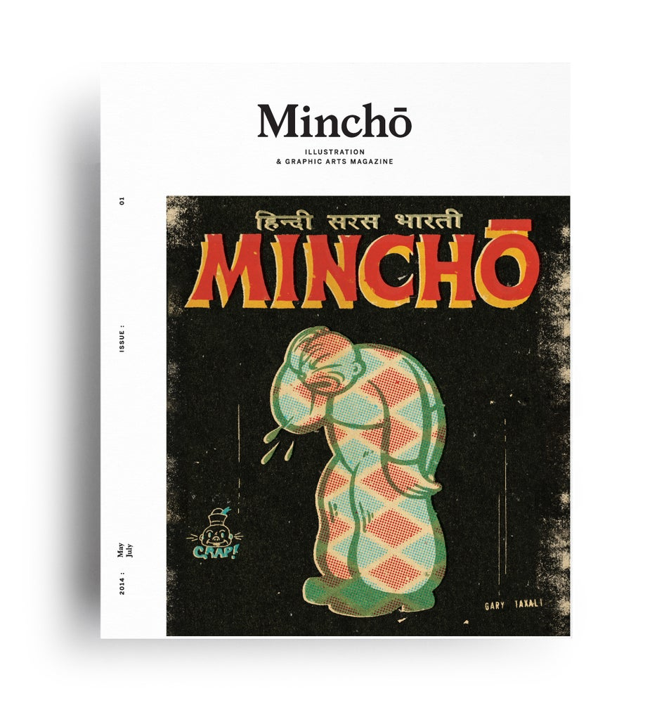 Image of Minchō issue 01