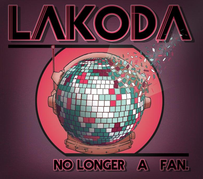 Image of No Longer A Fan Album