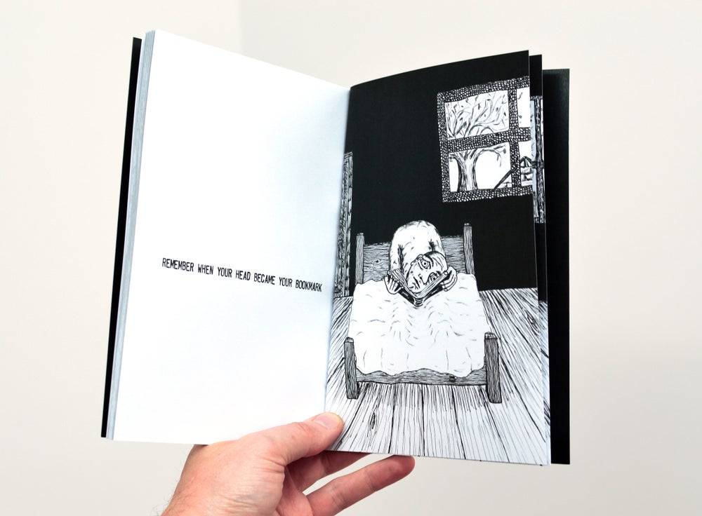 Image of The Forgetting Head (BOOK)