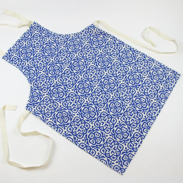 Image of Moroccan Tile Apron