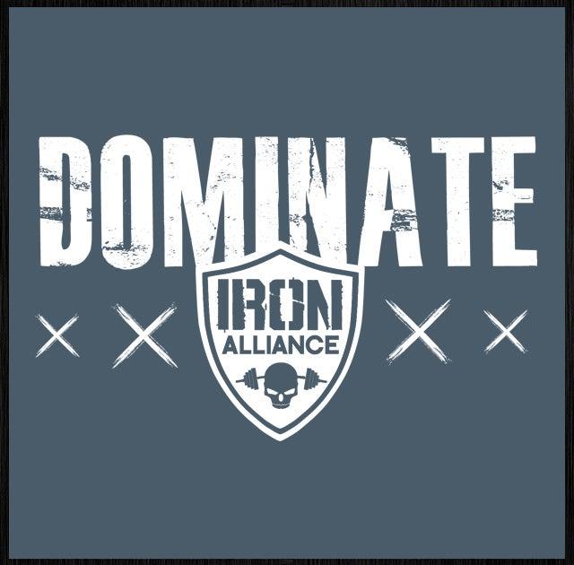 Image of Dominate - Lift Like A Boss!
