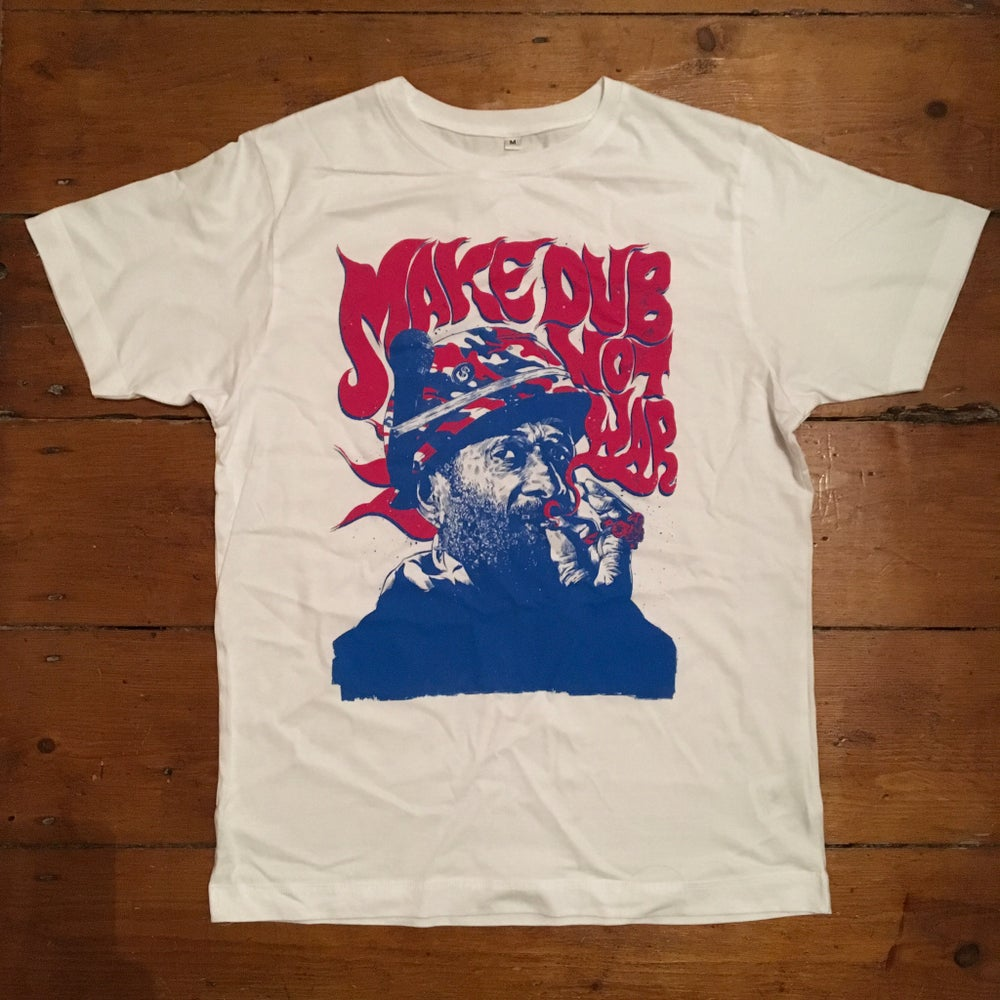 Image of Lee 'Scratch' Perry - Make Dub Not War'