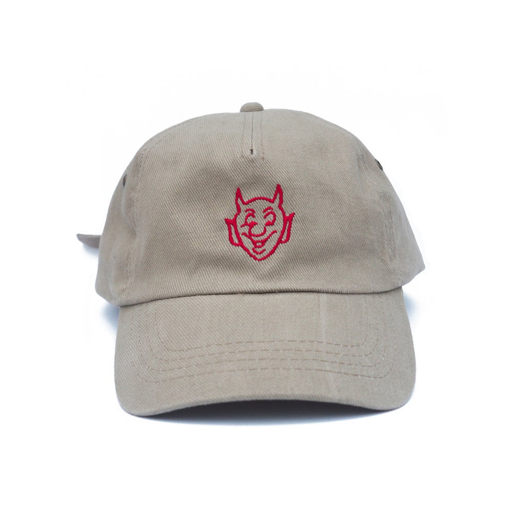 "Image of ""DEVIL"" STRAPBACK CAP"