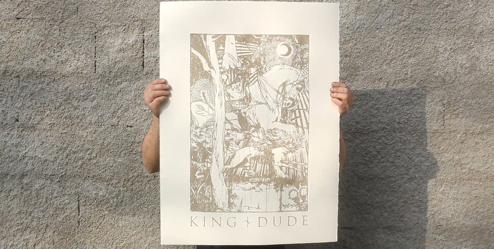 Image of KING DUDE - Fear All You Know