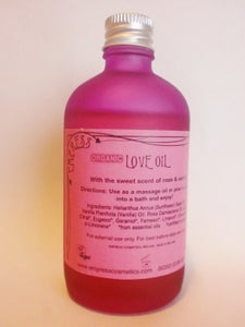 Image of LOVE Massage & Bath Oil....ORGANIC