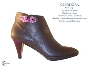 Image of CLEODORA Taupe