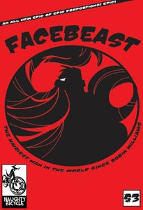 Image of Facebeast #1