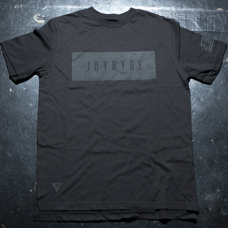 Image of BRICK TEE X BLACK