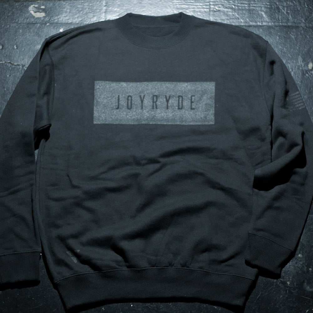 Image of BRICK CREW X BLACK