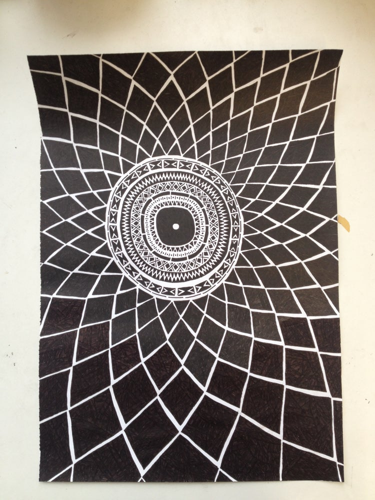 Image of Flower Print