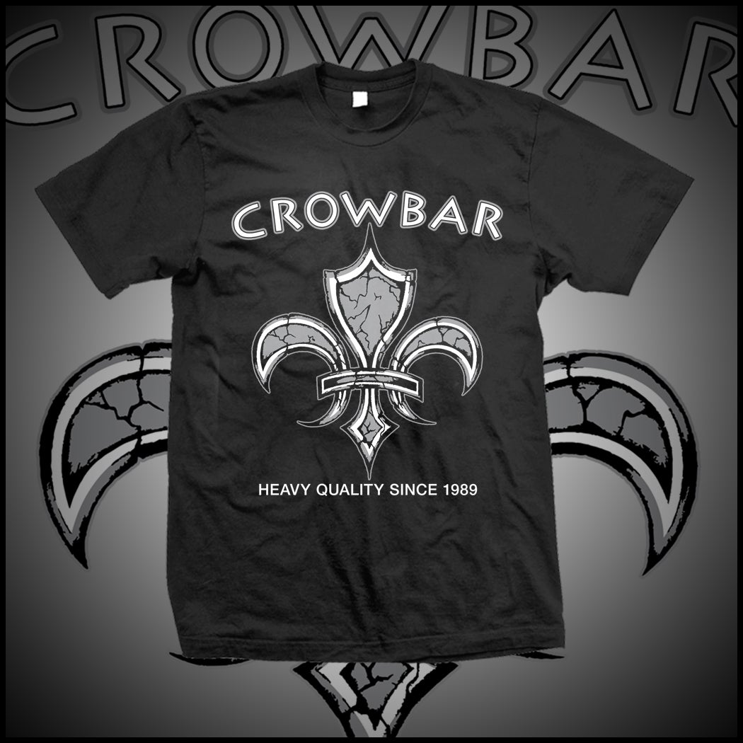 "Image of CROWBAR ""HW QUALITY"" T-SHIRT"