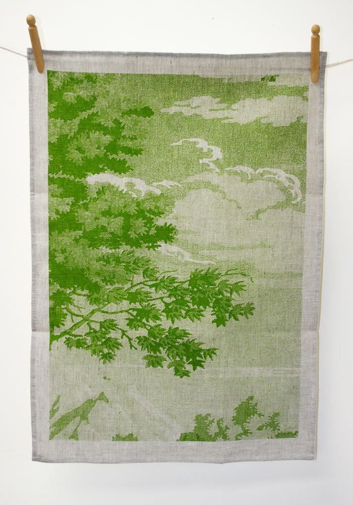 Image of Tapestry Tea Towel