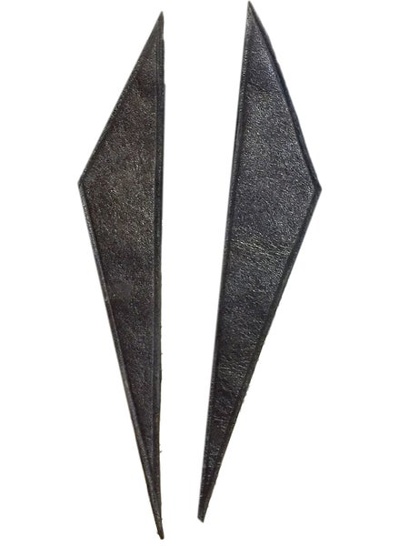 Image of XL Triangle earrings