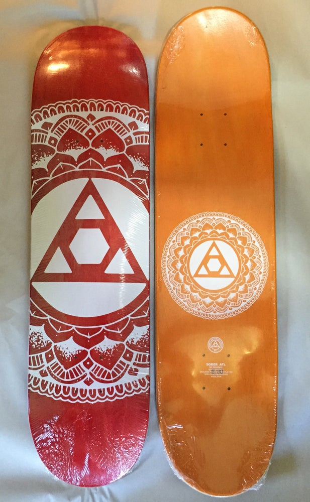 Image of Special Order: Sober Mandala Board