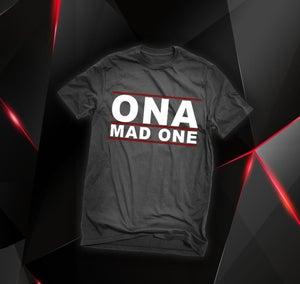 Image of The 'OnaMadOne' Tee (RED)