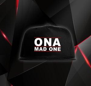 Image of OnaMadOne Snapback Red