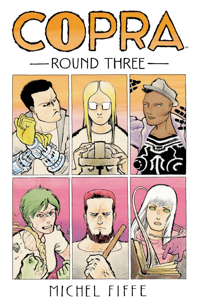 Image of COPRA ROUND THREE