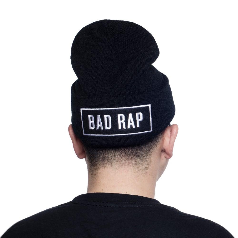 Image of Bad Rap Logo Beanie