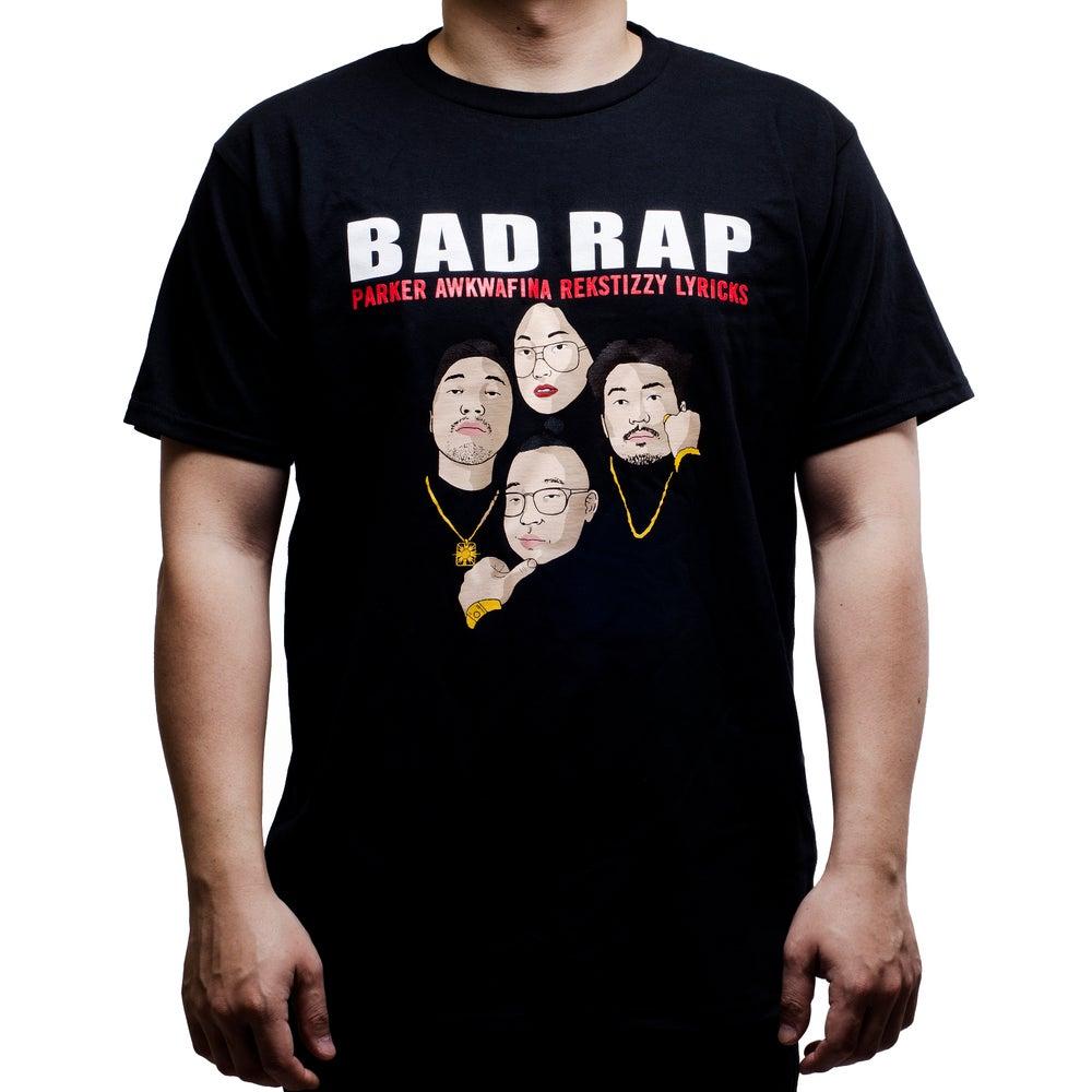 Image of Bad Rap x Sophia Chang Tee