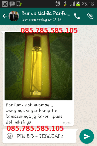 Image of Jual Parfum Cinta Asli Original 0857-8558-5105