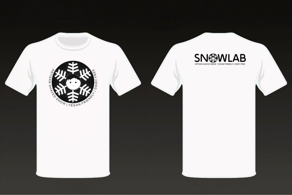 Image of SNOWLAB T-SHIRT