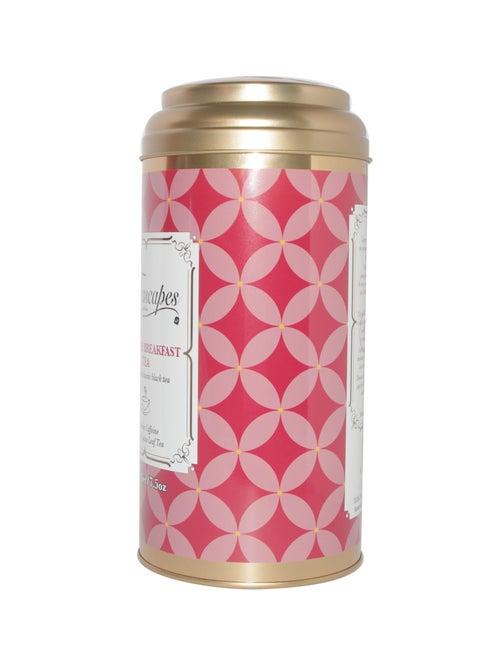 Image of English Breakfast Tea, Opulent Pyramid Tea Bags