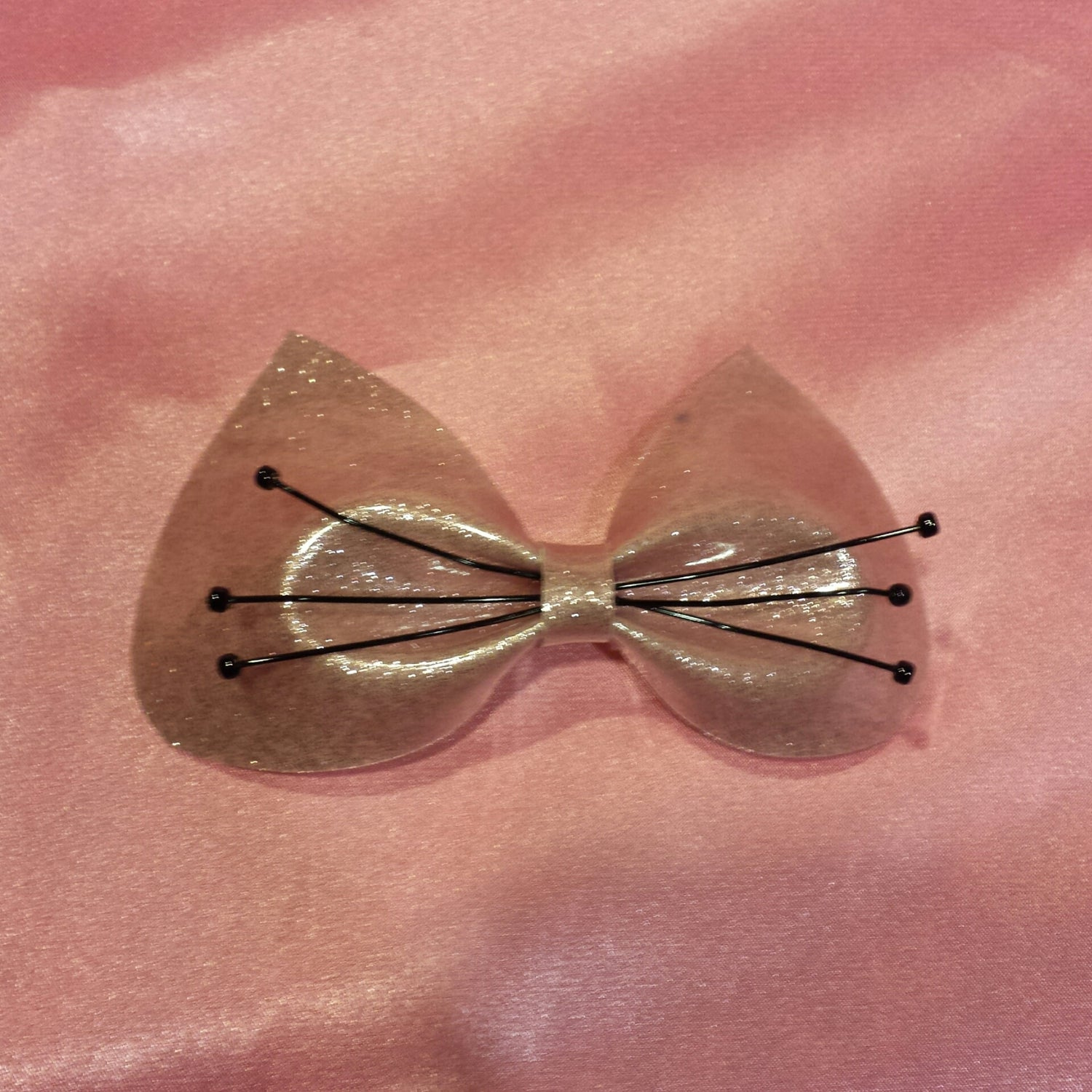 Image of Atomic Kitty Hair bow