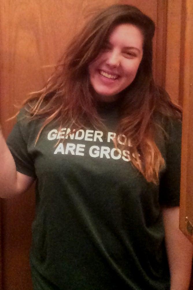 Image of GENDER ROLES T-Shirt