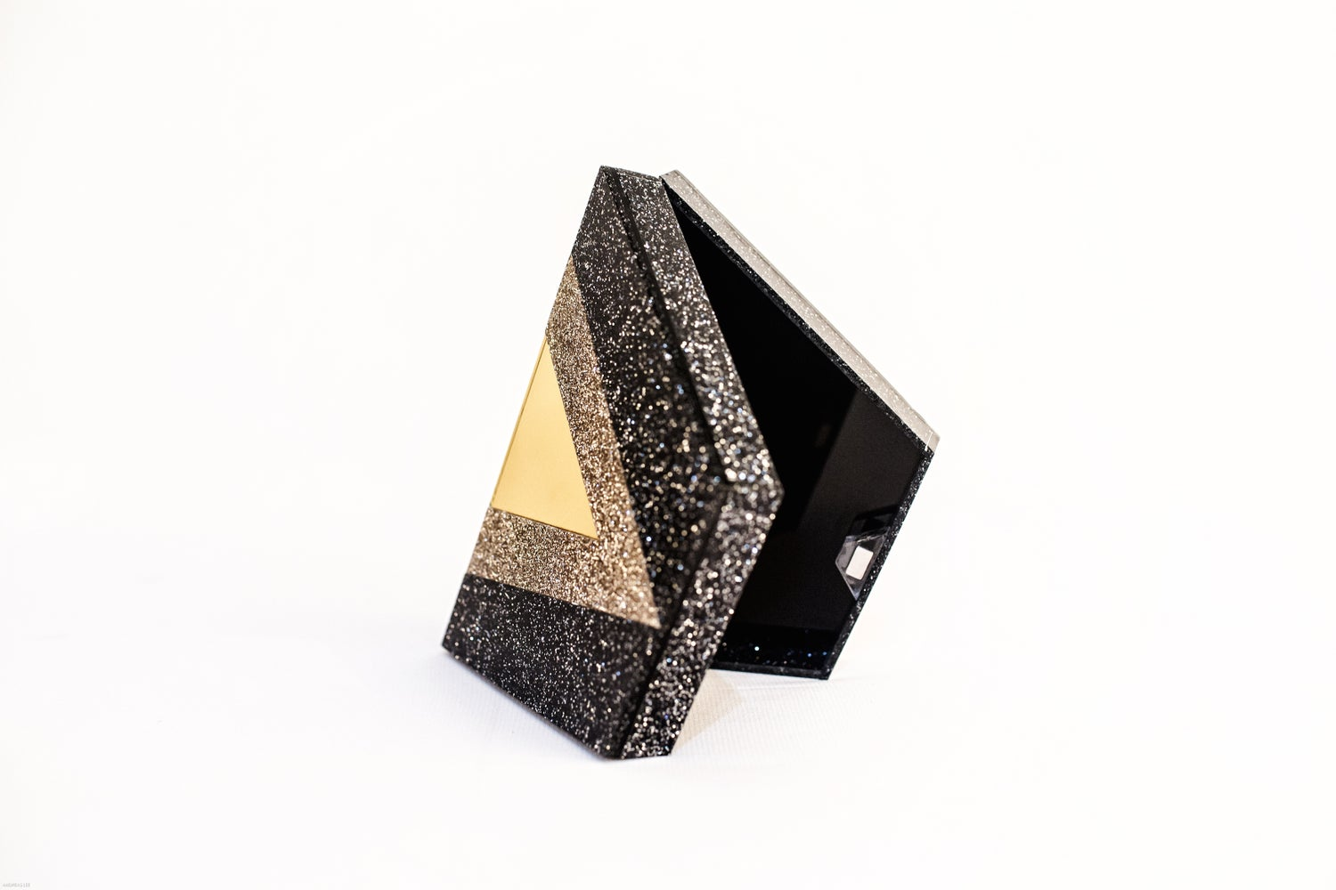 Image of Pre-order The Trapeze Stardust Clutch