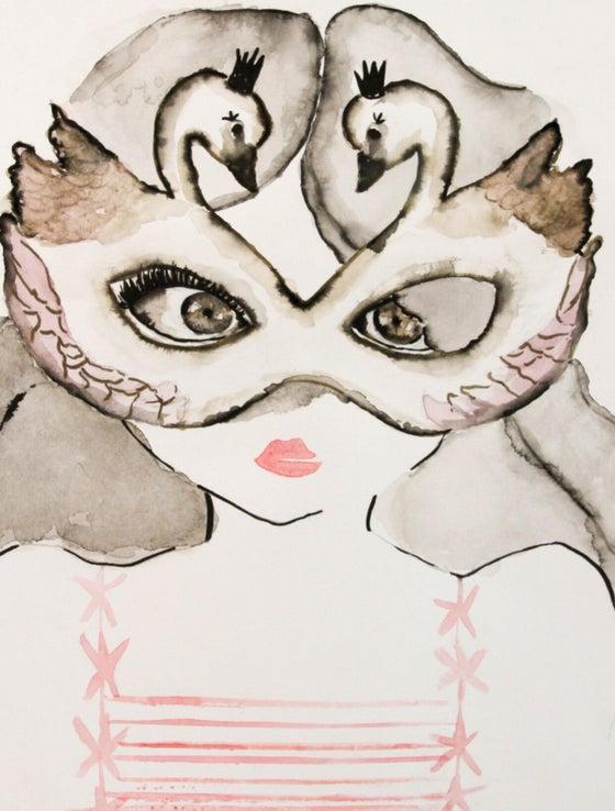 Image of SOPHIA THE SWAN PRINCESS