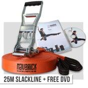 Image of SALE! 25m Slackline + DVD