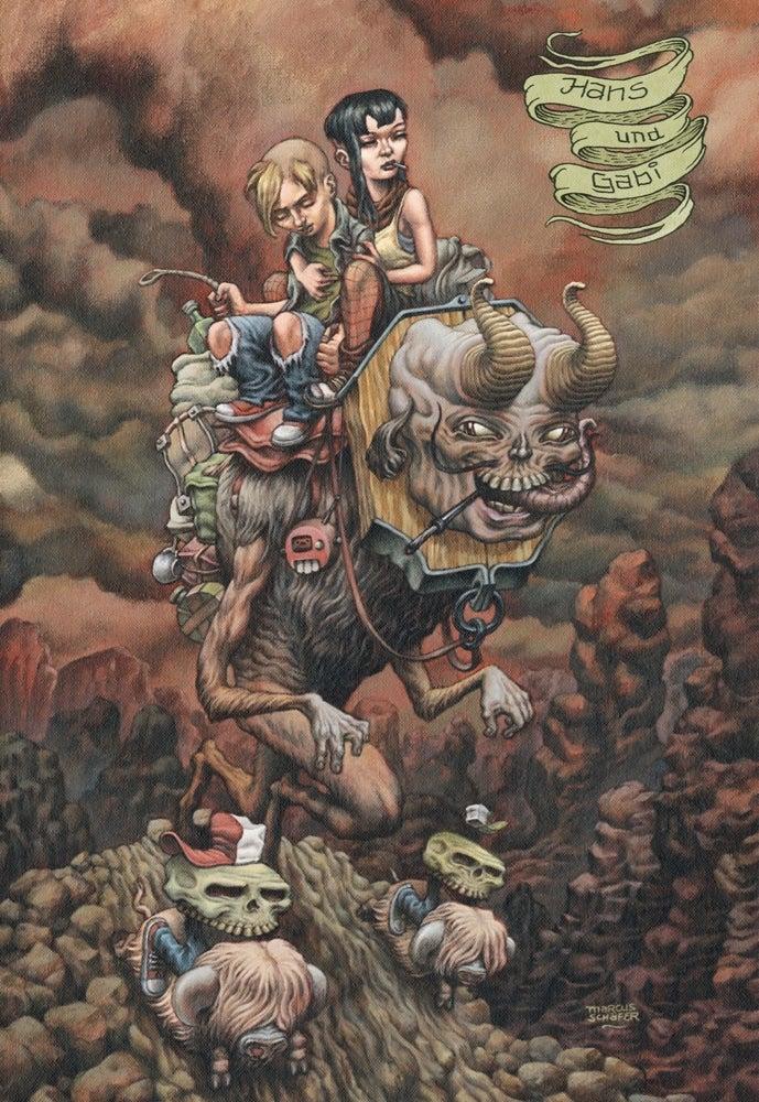 Image of Zwei Kunstposter