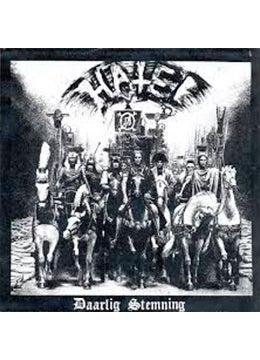 """Image of Daarlig Stemning – Hate [7""""Vinyl]"""