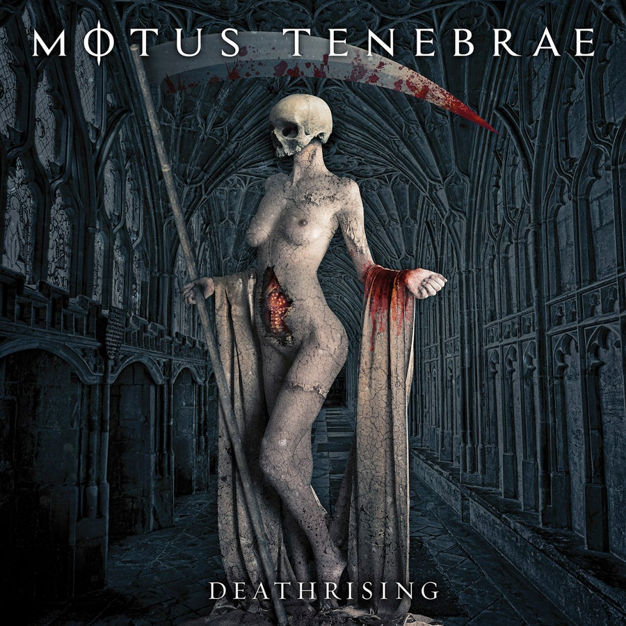"Image of MOTUS TENEBRAE ""Deathrising"" CD"