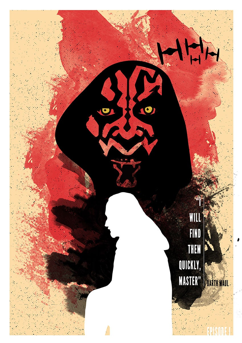 Image of Star Wars - Episode One Poster