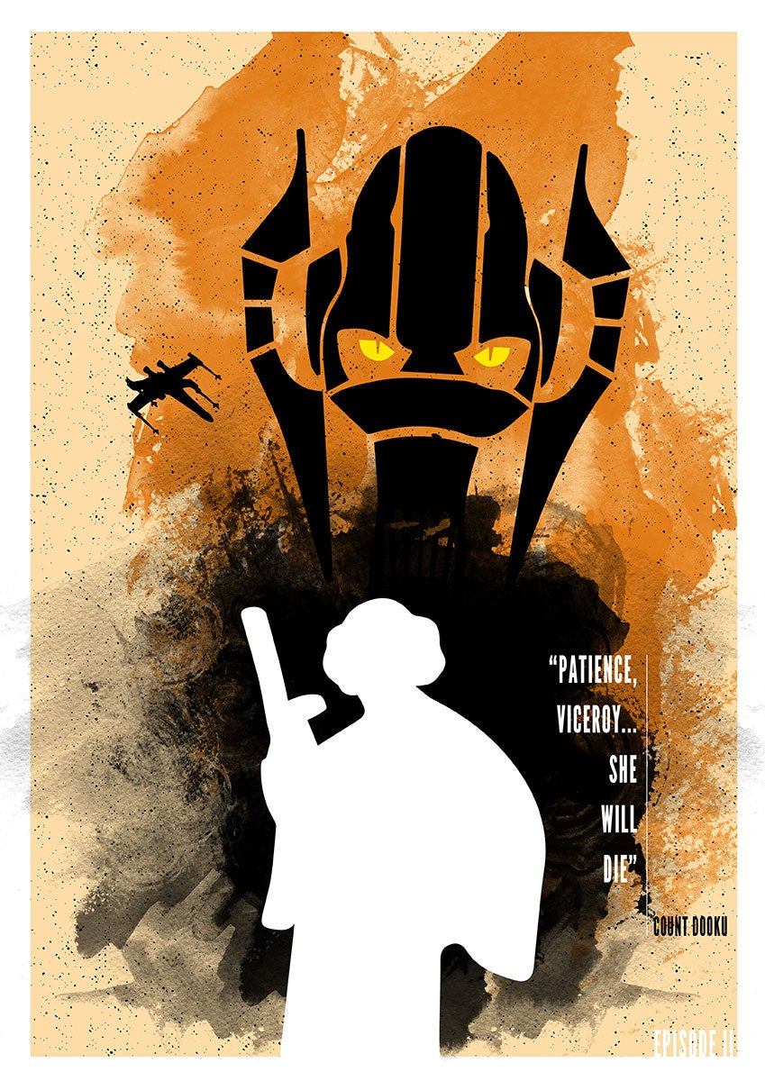 Image of Star Wars - Episode Two Poster