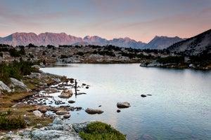 Image of Pioneer Basin Overlook