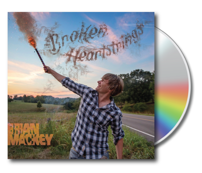 "Image of ""Broken Heartstrings"" CD"