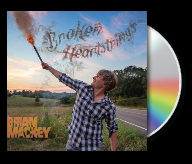 "Image of ""Broken Heartstrings"" CD"