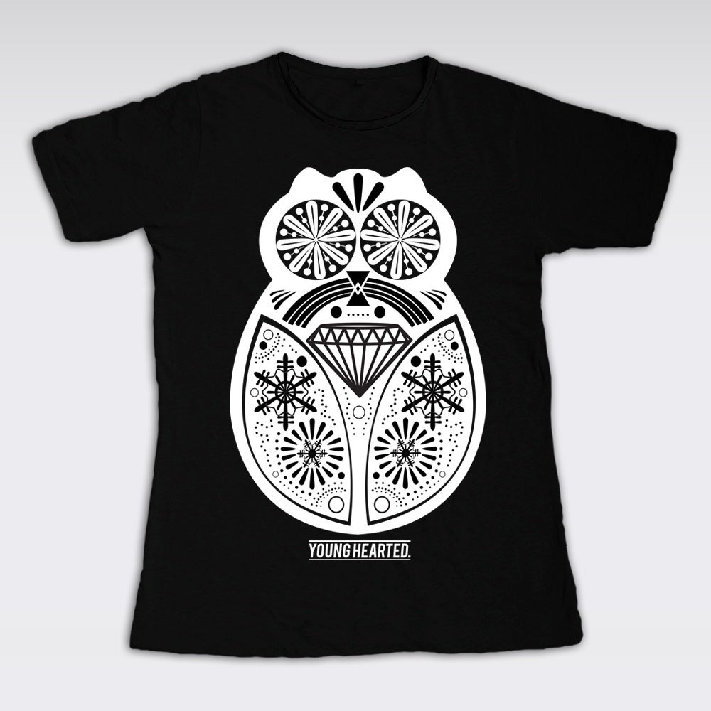 Image of 'Sugar Owl 2.0' Unisex T-Shirt