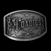 Image of Toadies : Belt Buckle
