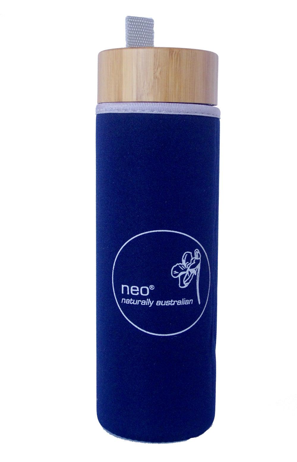 Image of Neoprene Infuser Bottle Sleeve for 450ml size