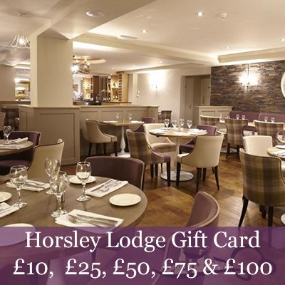 Image of Horsley Lodge Monetary Gift Vouchers