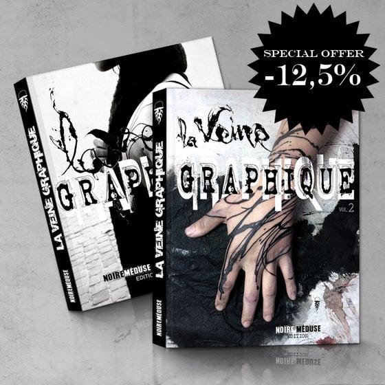 Image of La veine graphique vol.1 & vol.2