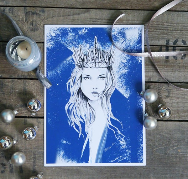 Image of ICE QUEEN - NIGHT