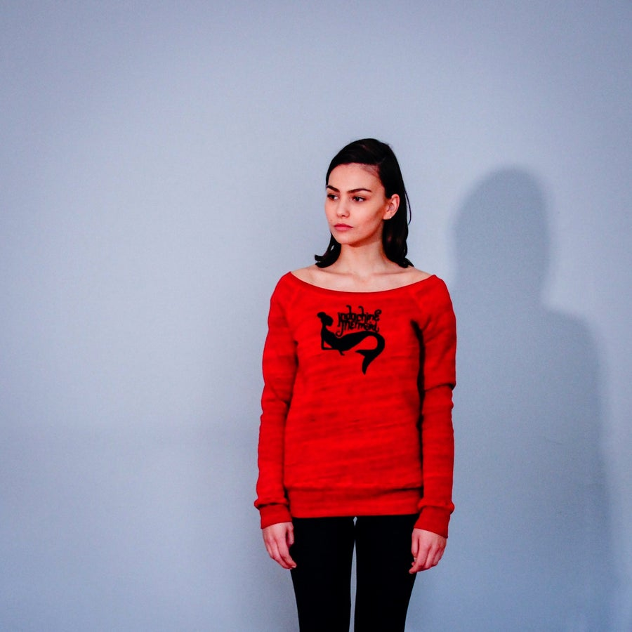 Image of Pullover ∞ red Logo