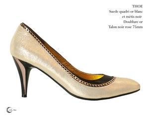 Image of THOE Or Blanc - White Gold